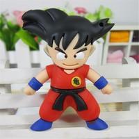Goku USB Flash Drive 2gb 4GB 8GB 16GB 32GB Thumb/Car/Key/Pen Drive memory stick cartoon