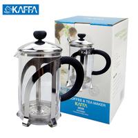 Kaffa fashion tea maker coffee pot pressure pot method filter pressure pot tea device 800ml