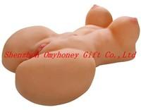 100% Soft Silicon Sex dolls Male Masturbator; Female Sexy Ass; Silicon Vagina;Big breast, 3D Love dolls 100% Guaranteed