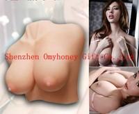 Free Shipping Soft Silicon 6.5KG 3D Super Big Breast Sex Dolls For Male Masturbator Sex toys for Men Silicon Sex Dolls Love Doll