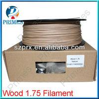 2014 New LAYWOO-D3 3D Printer filament WOOD Filament 1.75 wood filament