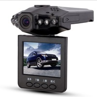 Car driving recorder hd night vision driving record instrument wide-angle 1080p
