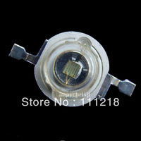 10 pcs 1W High Power LED UV Ultraviolet Light 365-370nm Bead Chip LED Bulb Lamp