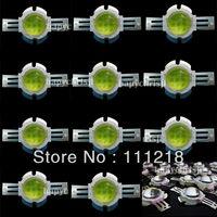 10PCS 10W high power white LED spotlight with beads condenser lens 60 degrees