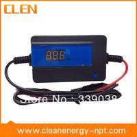 CLEN Car Battery Desulfator Lead-acid Battery Desulfator Auto Reverse Pulse Revive Regenerate Battery