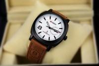 New arrivel Fashion CURREN Brand Men Wristwatches Leather Strap Clocks Japan Movement Quartz Watches Men Dress Relogio Hours