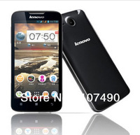 "Original Lenovo A680 MT6582 5"" Screen Quad Core Dual SIM Cards Android 4.2 3G WCDMA Phone 512M 4G Memory 5.0MP Back Camera"