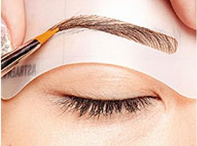 eyebrows shaping machine