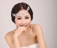 Handmade bride accessories fashion bridal necklace hair accessory hair accessory vintage wedding accessories wedding chain sets
