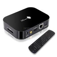 Android TV Box Quad Core A31 2GB RAM 8GB ROM USB WiFi XBMC Smart TV Stick Media Player  wireless Keyboard