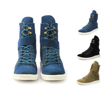 Details about British Mens High-top Suede Ankle Boots Slip On Loafers Shoes Sneaker Short Boot