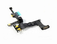 Wholesale  Front Camera with Proximity Light Sensor Flex Cable for iPhone 5S   5pcs/lot