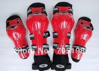 Free shipping  pads motorcycle knee motorcycle gear cycling knee sports gear racing knee Black. Blue. Red