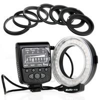 Meike FC-100 Macro Ring Flash/Light for Canon EOS 650D 1000D 450D T4i T2i G12
