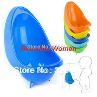 2014 Hot Sale Children Potty Urinal Toilet Training Boy Bathroom Pee Trainer Kids Urinal Plastic For Boys Pee 800ML 18261 3F