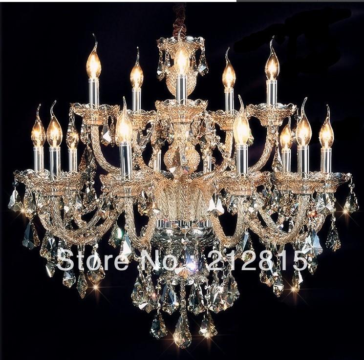 lampadari ingrosso : commercio allingrosso modello lampadari di moda pendente di cristallo ...