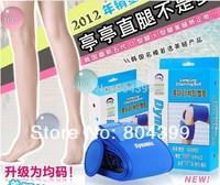 O/ X style legs treatment - beauty legs elastic band leg belt correction system long leg charming belt without outter box