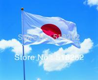 150X90CM Japan Flag 3x5ft Japan Country flag National flag Japanese flag, free shipping