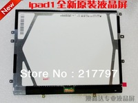 100% Original For Apple iPad 1 Lcd Screen Display Replacement Free shipping LP097X02-SLAA