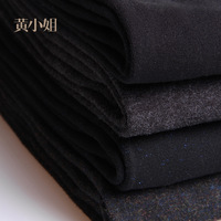 Cotton plush plus velvet thickening legging autumn and winter female thermal 180