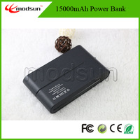 Colorful design Portable power bank  for mobile power bank 50PCS/Lot DHL free shipping