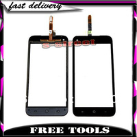 10pcs/lot Original digitizer touch screen for HTC first Myst front panel/glass +free Hongkong tracking NO.