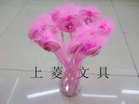 Feather technology pen heart feather pen cartoon pen wedding pen