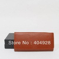 1M1132  fashion free shipping guaranteed 100% genuine  wholesale  retail brand new fashion leather wallet