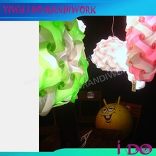 Wholesale DIY iq puzzle lamp 300 pcs per lot  for choice 9 color iq jigsaw lights Medium size 30cm (China (Mainland))