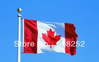 150X90CM Canada Flag 3x5ft Canada Country flag National flag, free shipping