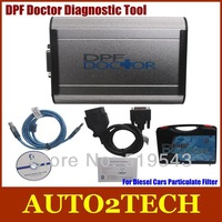 DHL Free! 2014 New Arrival Professional DPF Doctor Diesel Car Diagnostic Tool Particulate Filter Service Tool for Diesel Car