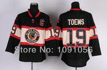 Chicago Blackhawks Jersey # 19 2009 chandail de hockey Jonathan Toews