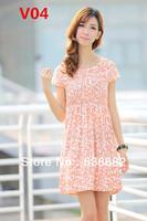 2014 new summer dresses, Bohemia style dress, hot selling !
