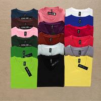 free shipping Momo long-sleeve T-shirt V-neck milk, silk repair plus velvet thermal 17 basic shirt