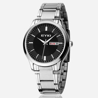 2014 new fashion EYKI watch,quartz waterproof watches for men and women wholesale