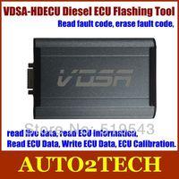 DHL Free! 2014 New Arrival VDSA-HDECU Diesel ECU Flashing Tool HDECU Truck Diagnosis Tool