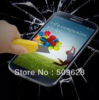 Wholesale 2pcs/lot 0.26MM quality premium tempered glass screen protector guard cover for Galaxy Note3 i9500 s4 Free ship