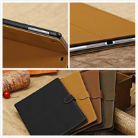 Leather Case For  iPad Air Case Folio Stand Protector Skin For iPad 5 Cover Anti-retro Pattern Slim For iPad Air Holster