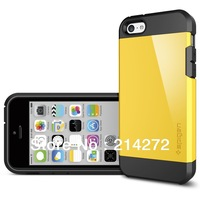 Hot selling SPIGEN SGP Tough Armor Back Cover case for iPhone 5C