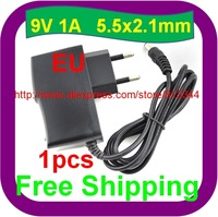 1 pcs Free Shipping 9V 1000mA Power Adapter For VTECH INNOTAB 2 LEARNING TABLET EU Charger