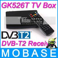 GK526T DVB-T2 Android TV BOX Media Player Amlogic AML8726-MX 1G/4G HDMI AV WiFi IPTV Mini PC Russia Thailand DVB T T2 Receiver