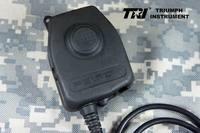 Tri prc-152 uv peltor ptt switch waterproof light type
