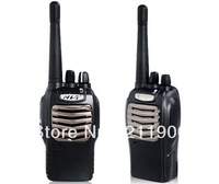 Free Shipping HLT-F12 FM Handheld Walkie Talkie with Emergency Alarm and Scanning