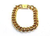 Free shipping 14k retro golden gilded chains
