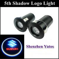 Suzuki LOGO 5Th Gen Projector Ghost Shadow Light/ LED Car Welcome Lights/ Laser Lamp