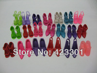 2014 New Arrival Pretty Lovely 600 pieces Babi doll shoes for American girls dolls Free ship  AAAAA