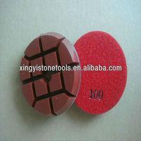 Concrete and terrazzo polishing pads HTG-4FSZ