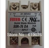 FOTEK/Yang Ming  Single-phase DC control AC solid state relays SSR - 75DA