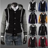 New 2014 style fashion men hoodies sport jacket  hip hop sweatshirts  tracksuits moleton sportswear