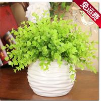 Sunflower bonsai set brief fashion living room decoration artificial flower set artificial plants set